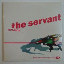 THE SERVANT : ORCHESTRA (+ CLIP) ♦ CD Single Promo NEUF ♦