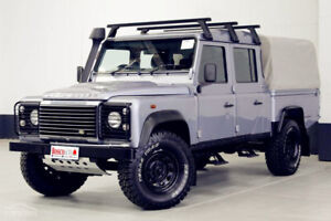 Black Heavy Duty ROOF RACKS suitable for Land Rover Defender / Discovery 1 & 2