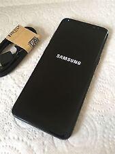 Samsung Galaxy S8 Smartphone 64gb Midnight Black Unlocked