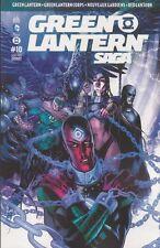 GREEN LANTERN SAGA N°10 DC Comics Urban Comics