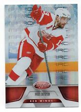 11/12 Certified Pavel Datsyuk Mirror Red Ruby Parallel /199