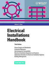 Electrical Installations Handbook: Power Supply and Distribution, Protective Me