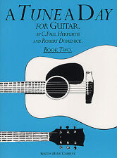 A Tune A Day For Guitar Learn to Play Easy Lesson Tutor Music Book 2