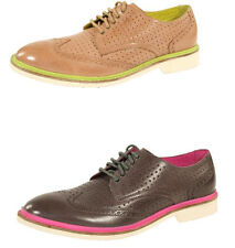 Cole Haan Air Franklin Leather Perfed Oxfords Shoes New