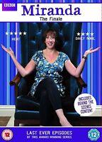 MIRANDA - The Finale Patricia Hodge,Miranda Hart,Sally Phillips New Region 2 DVD