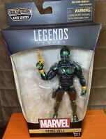 Marvel Legends Captain Marvel KREE SENTRY  wave~GENIS-VELL new Figure NO BAF