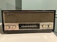 Delmonico tabletop tube AM/FM Radio