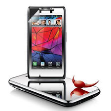 Motorola DROID RAZR MAXX Mirror Screen Protector Guard with Micro Fiber Cloth
