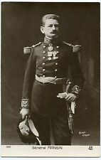 GUERRE. WAR. GENERAL MANGIN. ARMEE FRANCAISE. FRENCH ARMY