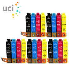 20 PK INK CARTRIDGES UCI FOR EPSON STYLUS SX235W SX435W SX438W SX445W SET