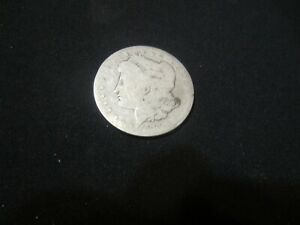 1882-S U.S. Silver Peace Dollar