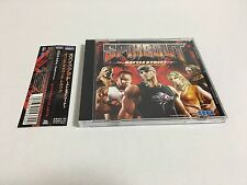 Spikeout Battle Street Original Sound Track OST game music CD Sega Xbox Japan