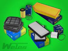 INSPEKTIONSPAKET MERCEDES W210 E 320 CDI W220 Luft- Öl- Pollen- Dieselfilter