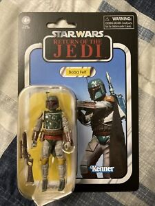 "Star Wars Vintage Collection Boba Fett ROTJ VC186 3.75"" Figure"