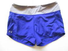 Women's UNDER ARMOUR 'HeatGear' Sz XS Exercise Shorts ExCon | 3+ Extra 10% Off