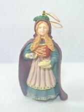 "Vintage Limited Edition Duncan Royale Christmas Ornament - ""St. Lucia"""