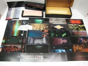 1998 VISIONAIRE NO. 24 LIGHT TOM FORD GUCCI LIMITED EDITION Photograph Art Cells