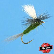 Blue Wing Olive Parachute Premium Fishing Flies - One Dozen - Sizes Available*