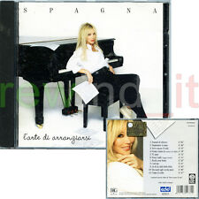 "IVANA SPAGNA ""L'ARTE DI ARRANGIARSI"" RARO CD 2004 - I NOMADI"
