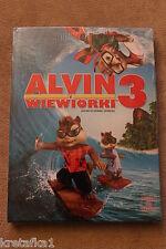 Alwin i Wiewiórki - Alvin and the Chipmunks DVD English Polish Russian