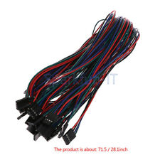 4Pin 70CM  Cable Female-Female Jumper Wire for Arduino 3D Printer Reprap