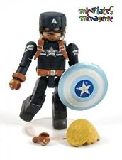 Marvel Minimates Series 55 Captain America Winter Soldier Movie Stealth Uniform