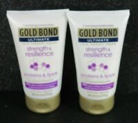 Gold Bond Ultimate Cream Strength Resilience Protein and Lipids Lot of 2 New