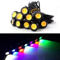 10x 10W Auto LED Eagle Eye Beleuchtung Lampen Rückfahrscheinwerfer Tagfahrlicht