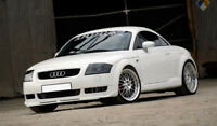 AUDI TT 8N FRONT LIP + SIDE SKIRTS + SPOILER