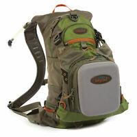 Fishpond Oxbow Chest / Backpack Fly Fishing Pack Modular Bag Rod Tube Holder