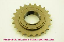 22 TEETH FREEWHEEL SPROCKET COG FOR ANTIQUE ROADSTER BIKE SINGLE SPEED CYCLES