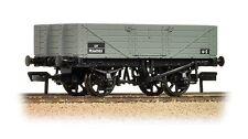 BACHMANN :- 37-061C 5 PLANK WAGON BR GREY Brand New & Boxed