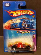 2005 Hot Wheels #56 First Edition X-Raycers 6/10 Stockar - G6718