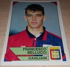 FIGURINA CALCIATORI PANINI 1993/94 CAGLIARI BELLUCCI ALBUM 1994