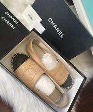 Auth Chanel Espadrilles SZ 40