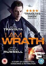 I Am Wrath    (DVD)    **Brand New**  Travolta  Taken