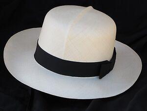 "Original Panamahut aus Montecristi ""Optimo""  Superfino, Hut Strohhut Panama Hat"