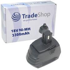Trade-Shop AKKU 18V 3300mAh ersetzt Hilti SFB180 SFB185 für SF180 SF180-A