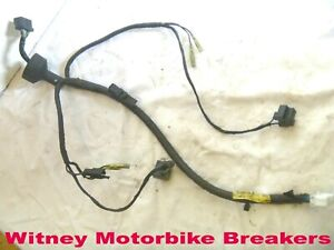 YAMAHA FZS600 HEADLIGHT LOOM WIRING HARNESS HEADLAMP HEAD FZS 600 FAZER 1998-01