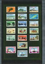 Weeda Anguilla 17/118 VF LH 1967-1970 Commonwealth CV $66.80