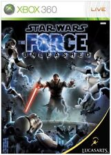 Star Wars: The Force Unleashed Box 360 NEW and Sealed ORIGINAL UK RELEASE