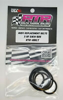 Hudy Tire Truer Replacement Belt Pack RTR Slot car