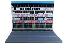 Diorama Circuit de Reims-Gueux aujourd'hui - 1/43ème - #43-2-E-E-012