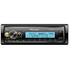Pioneer MVH-MS512BS Marine Bluetooth USB AUX AM/FM Radio Digital Media Receiver