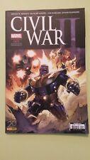 comics civil war II n°1