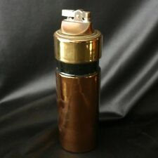 Vintage BITOSSI For Rosenthal Netter Lighter Gold