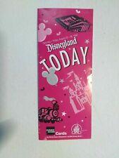 A Disneyland 1992 Theme Park Souvenir Guide - Program