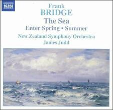 Bridge: The Sea; Enter Spring; Summer; Two Poems for Orchestra, New Music