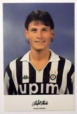 Cartoncino Juventus - Nicolò Napoli