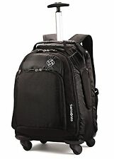 "Samsonite MVS Spinner 15.6"" Laptop / MacBook Pro Wheeled Business Backpack  -New"